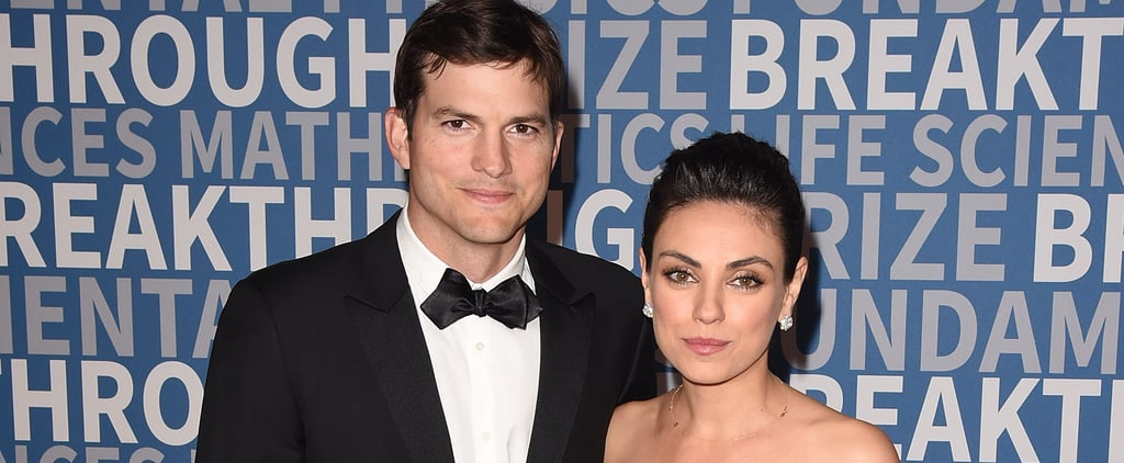 Ashton Kutcher and Mila Kunis's Kids Won't Have Trust Funds