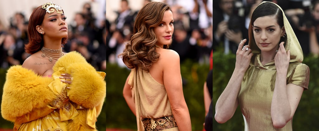 Which Golden Girl Was Sexiest on the Met Gala Red Carpet?