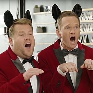 James Corden and Neil Patrick Harris Singing Telegrams Video