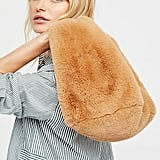 Free People Faux Fur Grab Bag (£32)