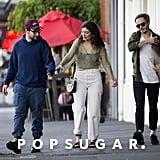 Lorde and Jack Antonoff Walking in New Zealand Feb. 2018