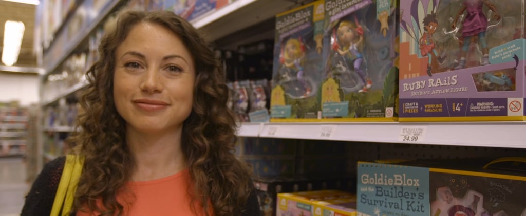 Debbie Sterling's Goldieblox Sells Tech Toys For Girls