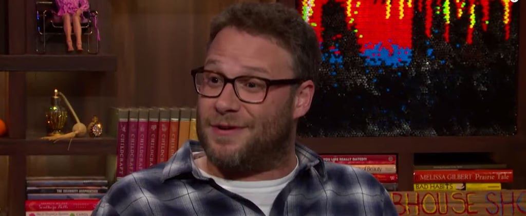 Seth Rogen, Like Everyone Else, Was Pretty Psyched About Seeing Orlando Bloom's Penis