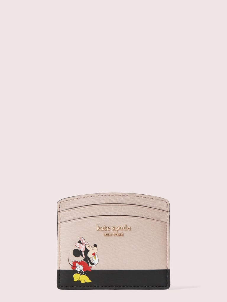 Kate New York x Minnie Mouse Cardholder