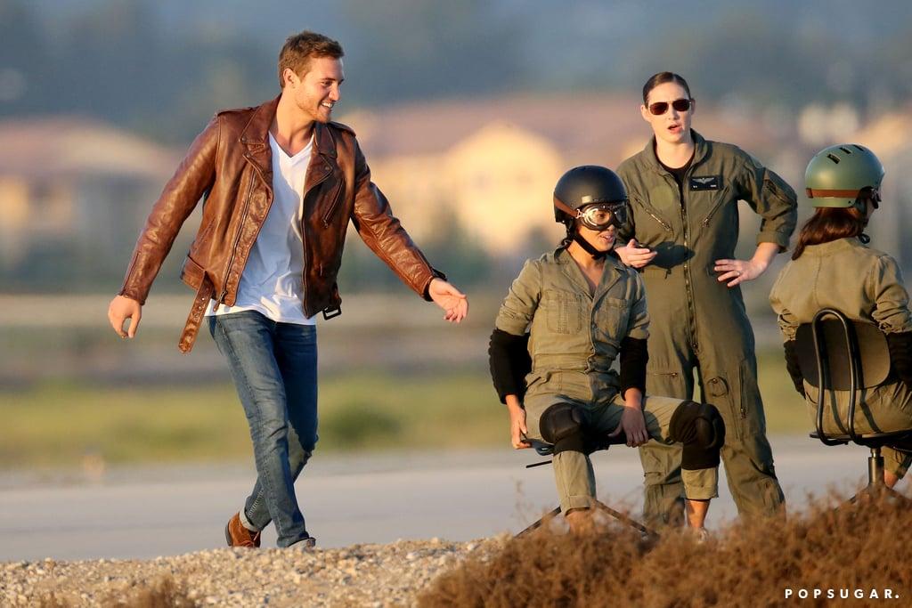 uniform dating piloter beste Dating Sites i DFW