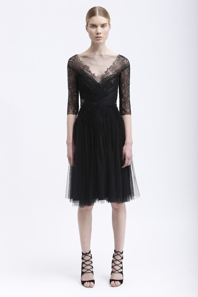 Monique Lhuillier Pre-Fall 2013