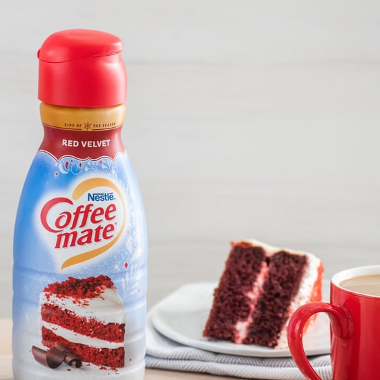 Red Velvet Coffee-Mate Creamer 2019