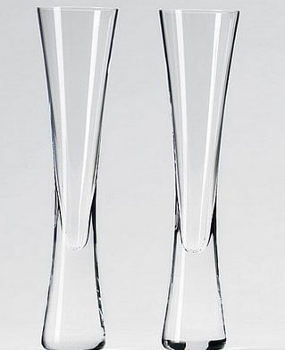 Say Cheers to Chic Champagne Flutes