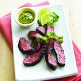 Lean, Green, and Awesomely Delicious Skirt Steak With Chimichurri