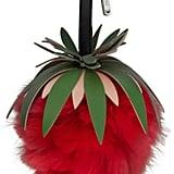 Fendi Strawberry Keychain