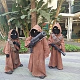 These Star Wars Jawa are killer!
