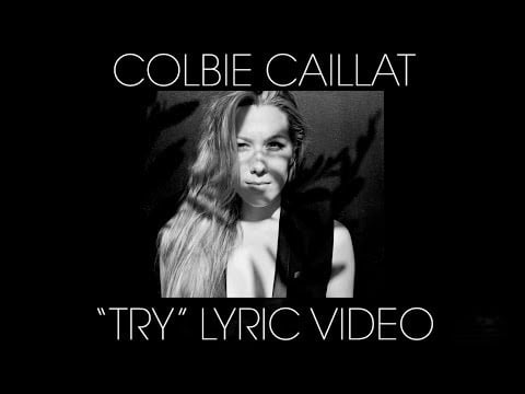 "Colbie Caillat ""Try"" Music Video"