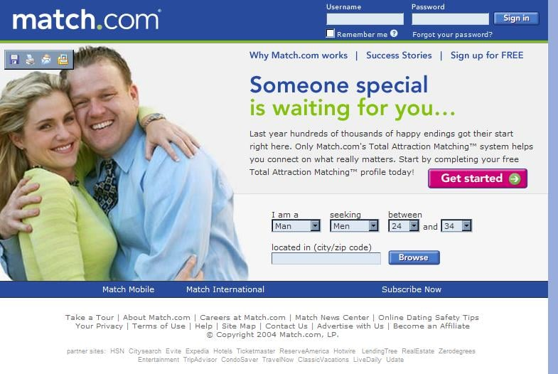 Senior free dating site