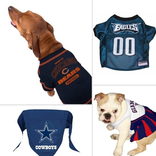 timeless design 3ef1e 4ed7c NFL Wear For Dogs | POPSUGAR Pets