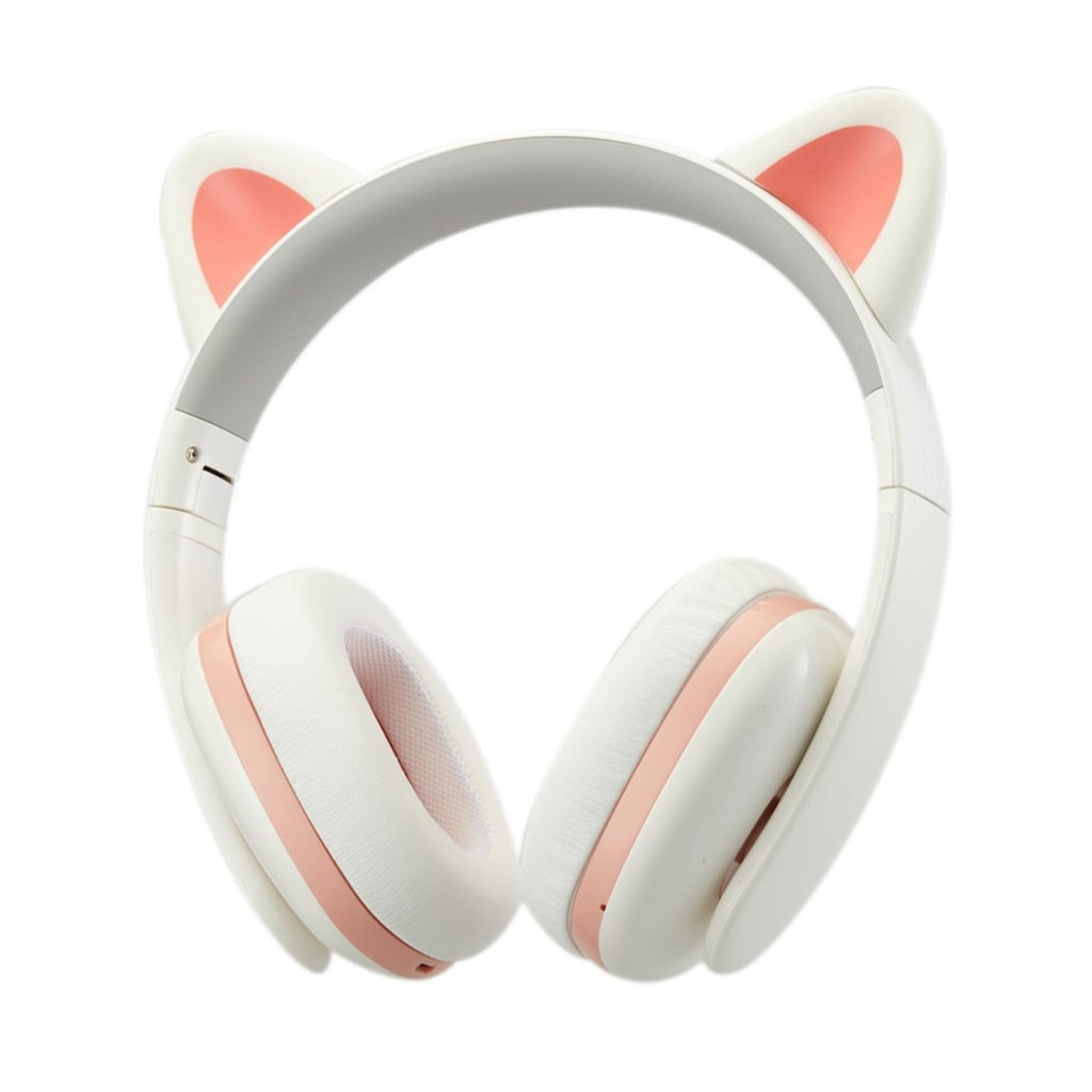 For 9-Year-Olds: Censi Music Creative Cat Noise Canceling Headphones