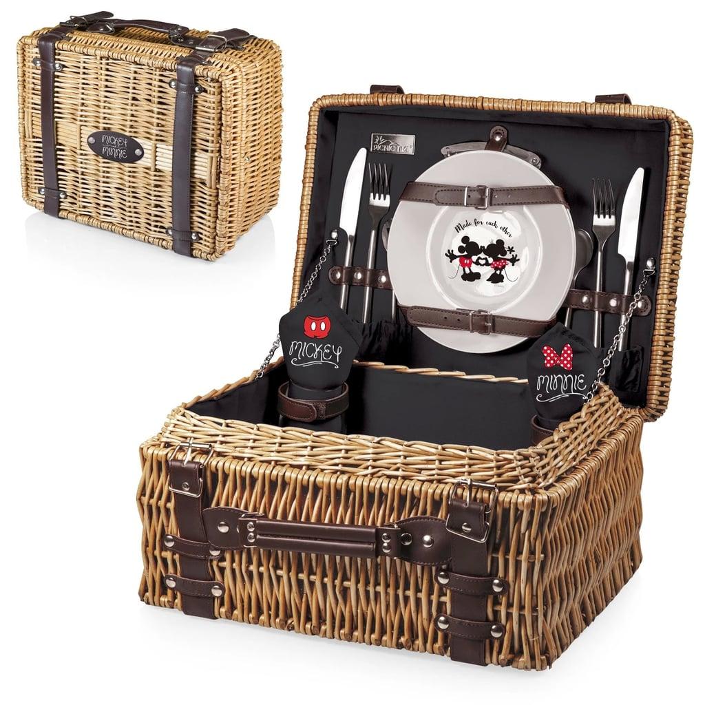Disney Mickey & Minnie Mouse Champion Picnic Basket