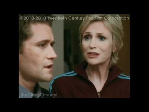 "Glee Season Two Episode One ""Auditions"" Clip with Mr. Schuester and Sue Sylvester"