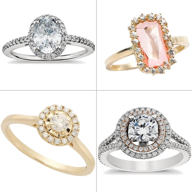 Rings So Pretty You'll Want to Get Engaged Again