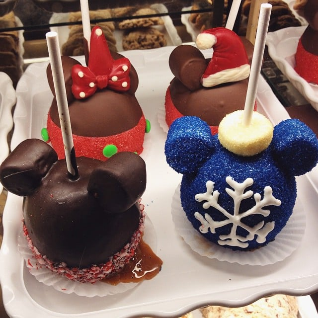 holiday candy apples - Christmas Candy Apples