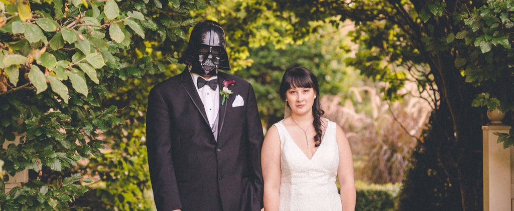 Korean Star Wars Wedding