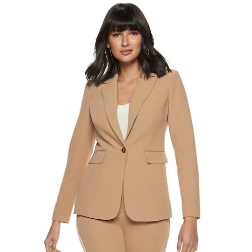 Nine West Fitted City Blazer