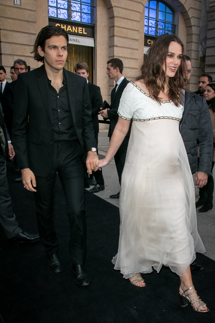 Keira Knightley and James Righton   Pregnant Celebrities ...