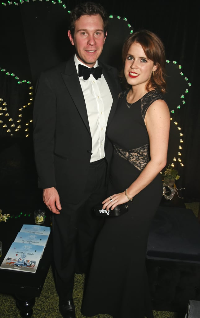 Princess Eugenie Has Been Coordinating Outfits With Her Boyfriend Jack For Awhile