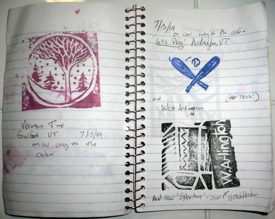 Letterboxing: A Hiker's Treasure Hunt