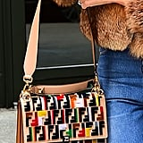 Rosie Huntington-Whiteley Fendi Bag