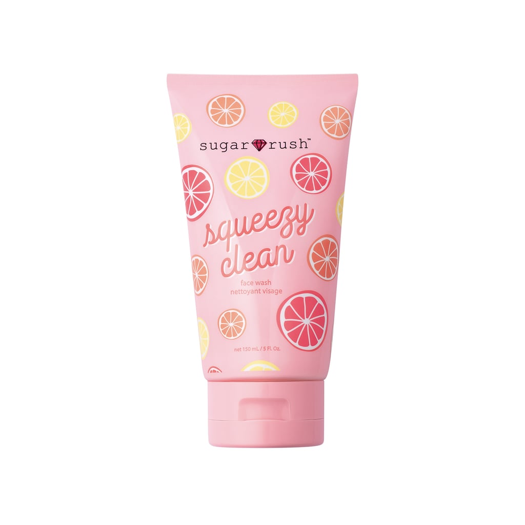 Squeezy Clean Face Wash ($17)