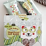 Pick Up: Soft Baked Drizzled Gingerbread Oat Bars ($2)