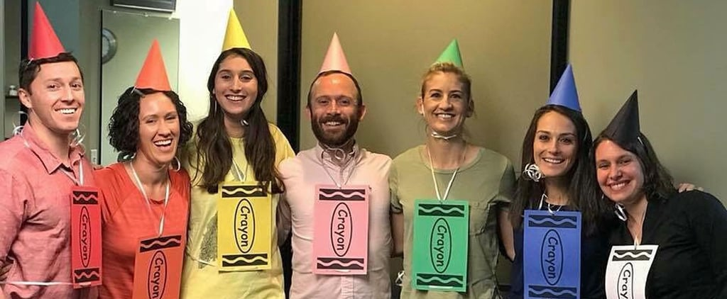 Easy Work Halloween Costumes 2018