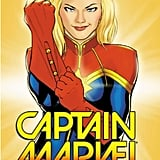 Captain Marvel Volume 1: Higher, Further, Faster, More ($18)