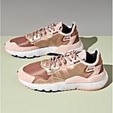Adidas Nite Jogger Sneakers in Rose Gold