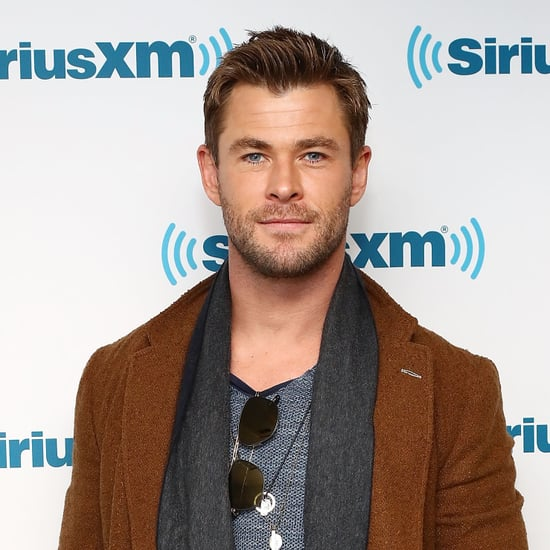 Chris Hemsworth Likes Having Future Sister-in-Law Miley Cyrus Around