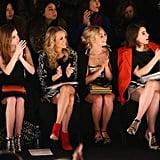Anna Kendrick, Carrie Underwood, AnnaSophia Robb, and Zosia Mamet