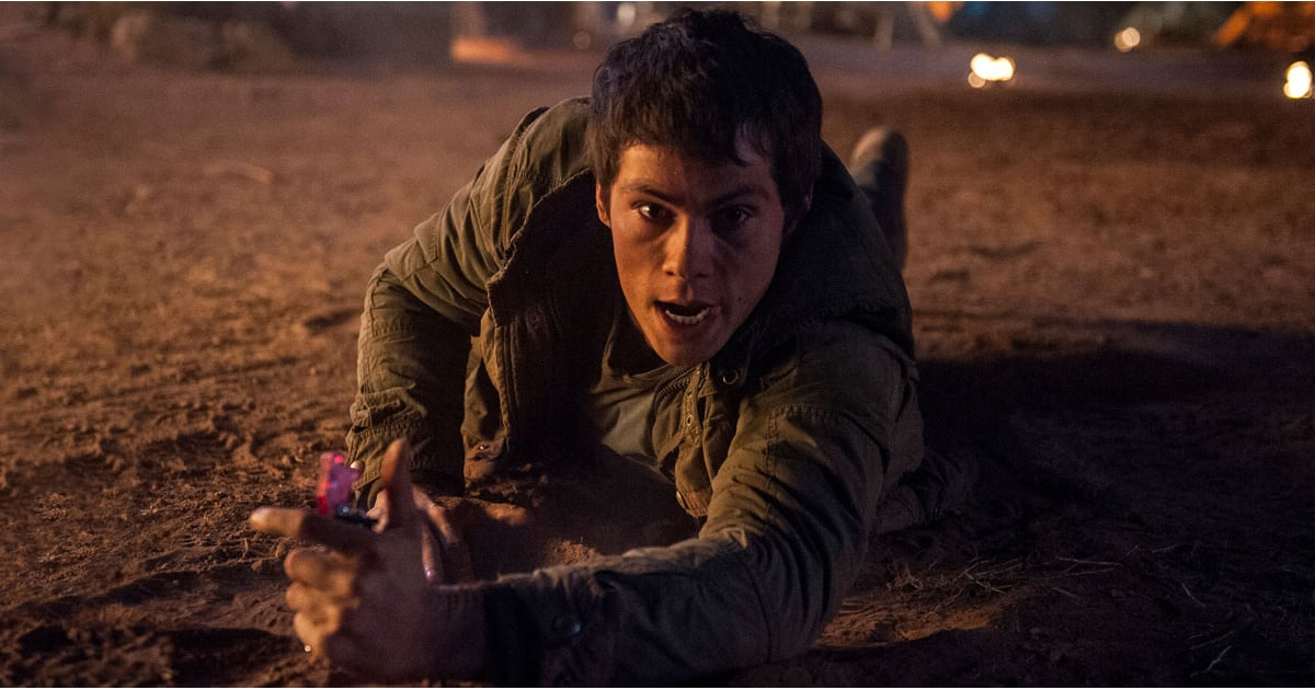 Dylan Obrien Interview About The Scorch Trials Popsugar Entertainment