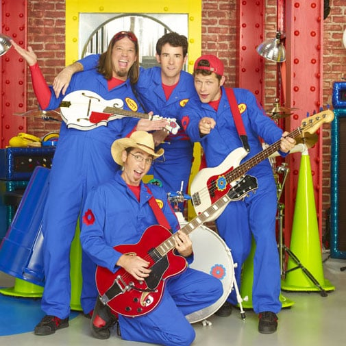 Interview With Imagination Movers: Disney's Amazing Dad Band
