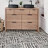 FloorPops Noleby Peel and Stick Floor Tile