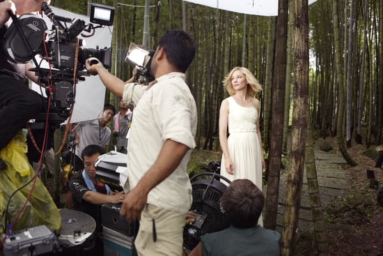 Behind the Scenes on Cate Blanchett's SK-II Commercial