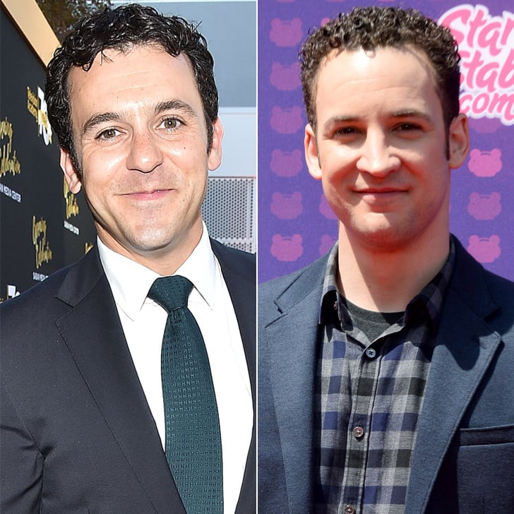 Ben and Fred Savage | Celebrity Brothers | POPSUGAR ...