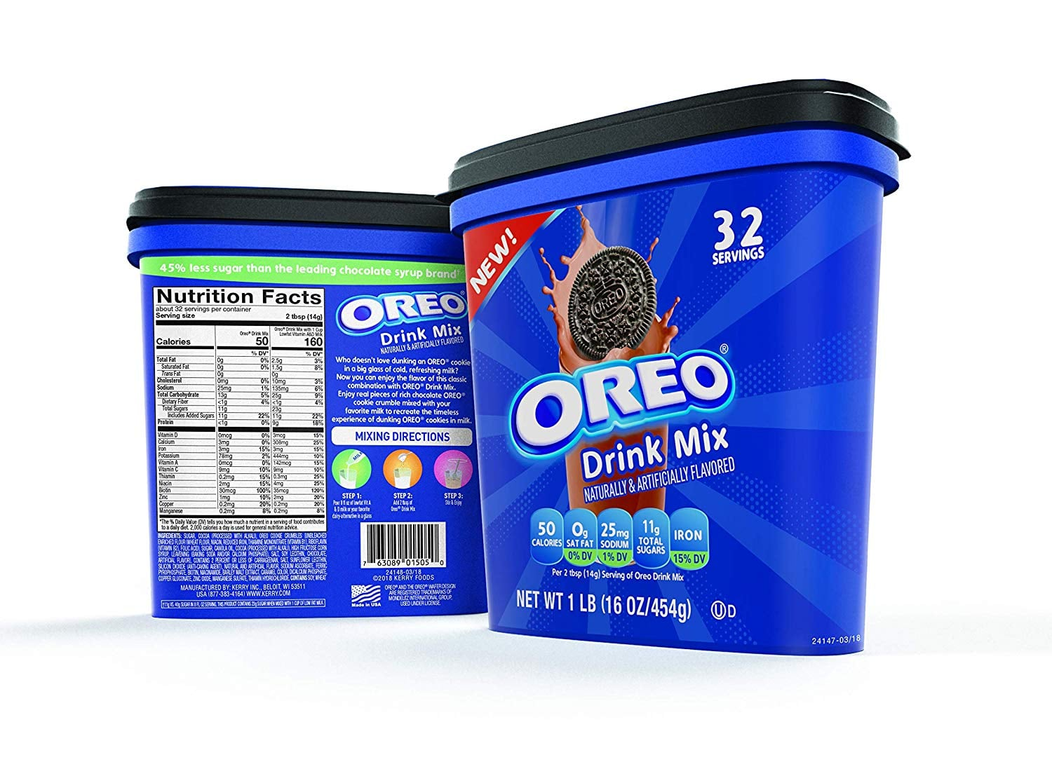 Image result for oreo drink mix