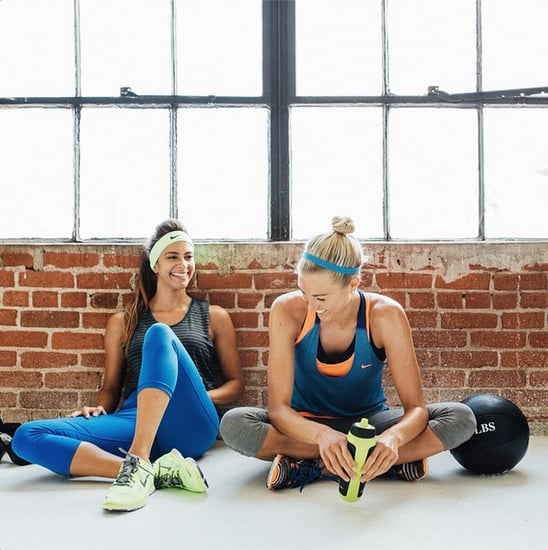 Do You Work Out Alone or With Friend