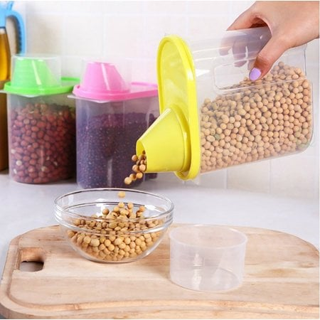Kitchen Food Cereal Storage Containers