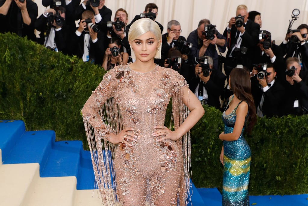 The Kardashians and Jenners at the 2017 Met Gala