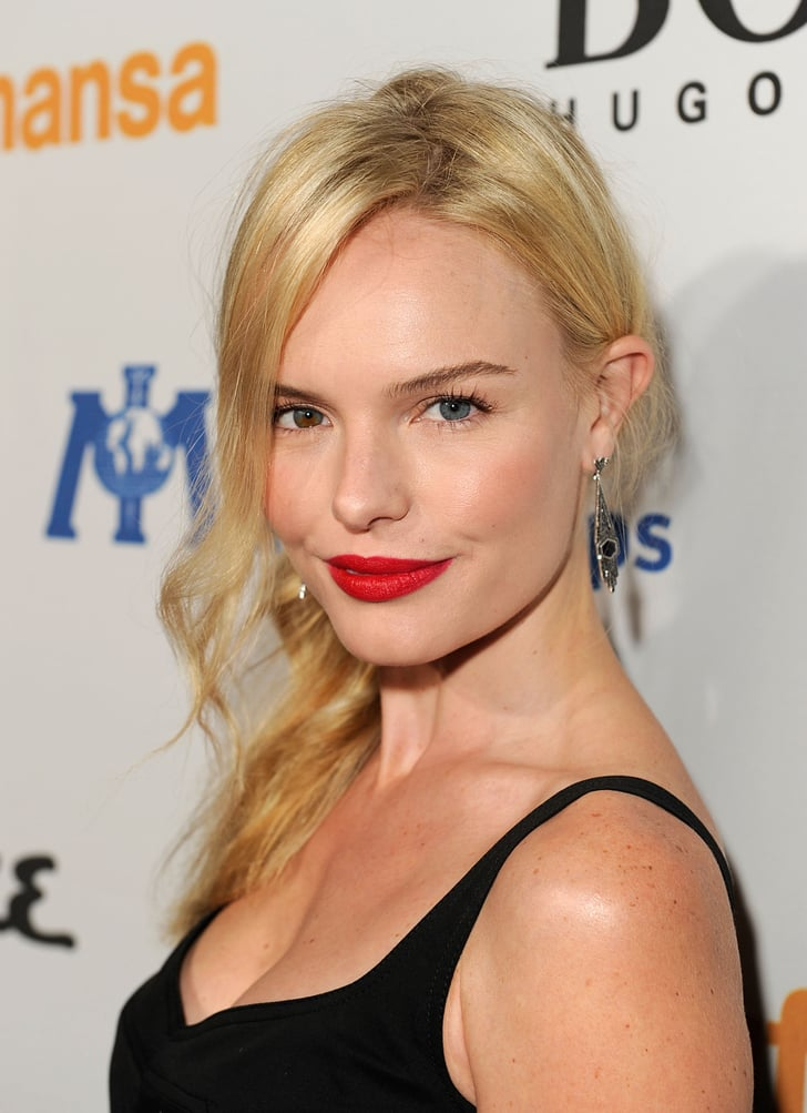 Kate Bosworth Eyes: Celebrities With Gap-Tooth Smiles