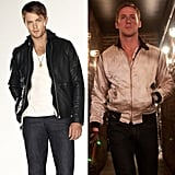 Wade From Hart of Dixie as The Driver