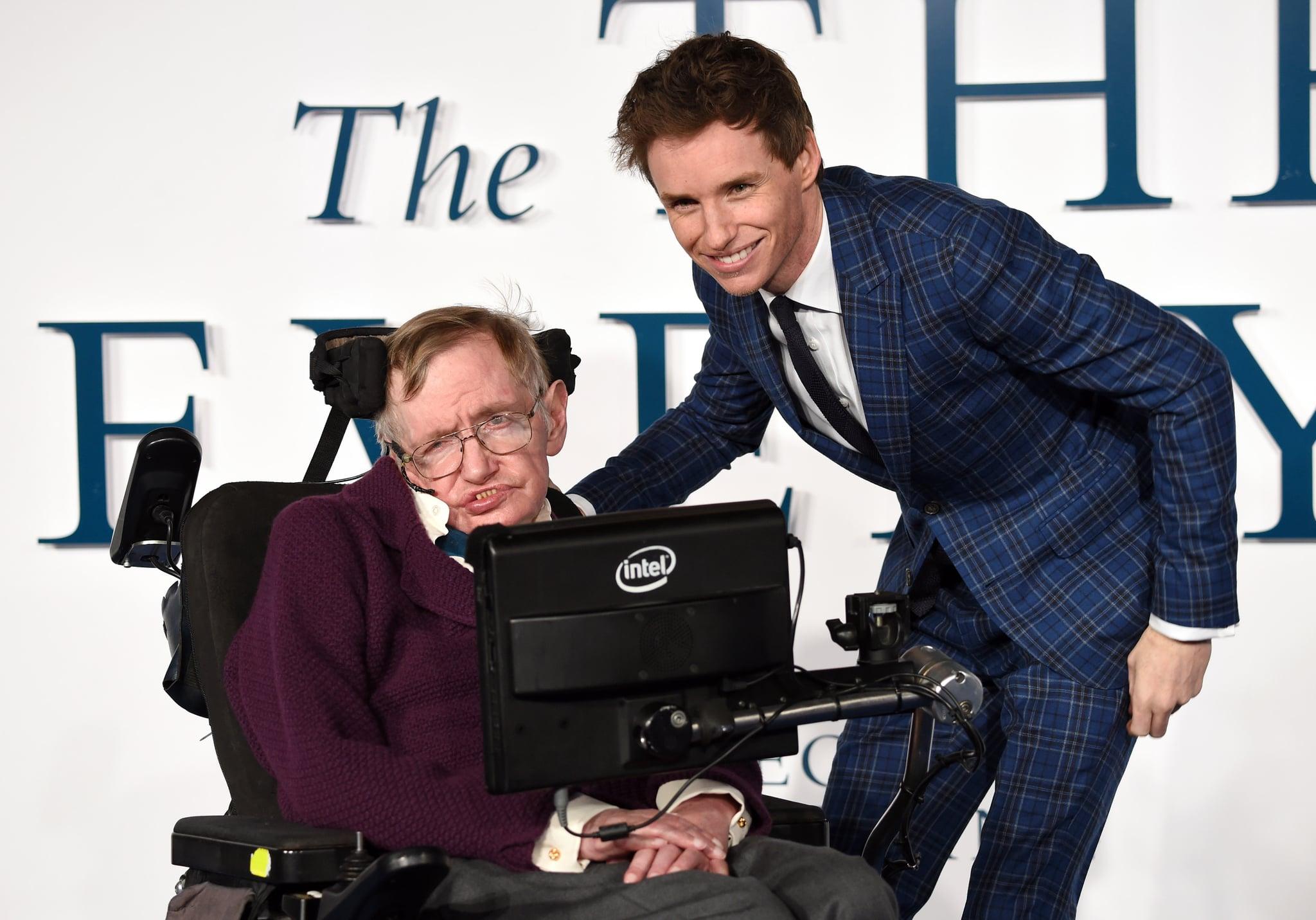 Film über Stephen Hawking