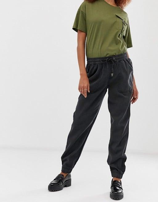 New Look Maternity jogger in black   ASOS