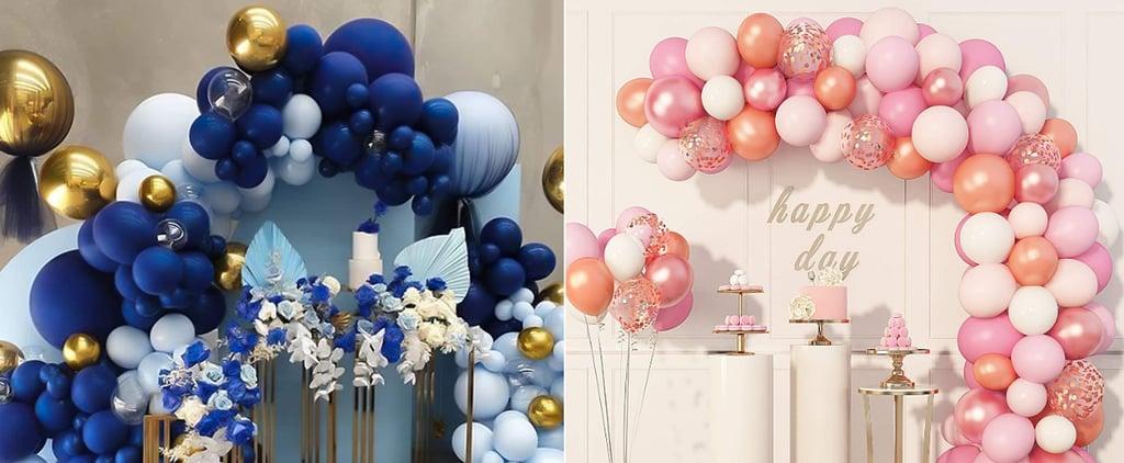 DIY Balloon Arches on Amazon